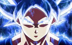 Scarica sfondi Ultra Istinto di Goku, 4k, Dragon Ball, Migatte Non Gokui, ritratto, Padronanza Ultra Istinto, Super, Super Sayan Dio, DBS, Son Goku