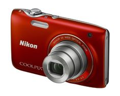 Nikon COOLPIX S3100 Compact Digital Camera - Red (14MP, 5x Optical Zoom) 2.7 inch LCD -   Including Charger, Lithium battery Capture all the fun with the Coolpix S3100! The Nikon Coolpix S3100 combines a 14-megapixel CCD sensor and a wide angle lens of 26 mm in an ultraslim, colourful design Whats more, the S3100 not only looks good, but its remarkably easy to use!... - http://unitedkingdom.bestgadgetdeals.net/nikon-coolpix-s3100-compact-digital-camera-red-14mp-