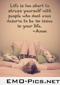Emo quotes about life - Emo Pictures
