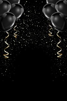 Vector Black Atmosphere Texture Festive Holiday Background in 2019 Birthday Frames, Birthday Photos, Papier Peint Brilliant, Holiday Background Images, Cadre Design, Poster Background Design, Motif Art Deco, Happy Birthday Wallpaper, Invitation Background