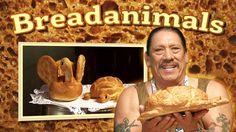 Danny Trejo's Breadanimals - http://www.dravenstales.ch/danny-trejos-breadanimals/