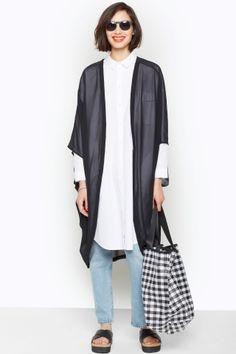 Monki |  Jackets & coats | Farida kaftan