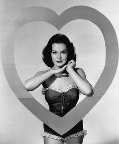 Dorothy Hart, circa 1940's