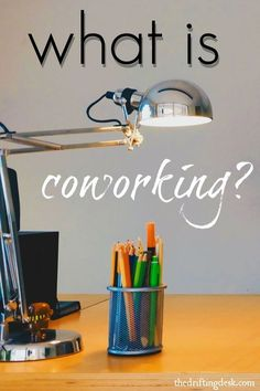 Have you seen the term coworking lately? You're about to see it a lot more! Find out exactly what it means, and if you should get involved in the coworking craze too!