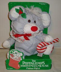 I had this very Puffalump!