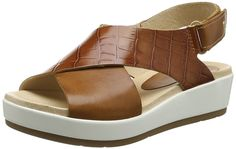 Pikolinos Womens Mykonos Platform Sandal Brandy >>> Wow! I love this. Check it out now! : Sandals
