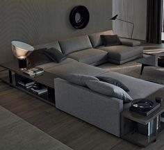 Bristol Sofa - Jean Marie Massaud - Poliform