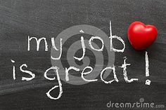 Photo about My job is great - positive concept phrase handwritten on black chalkboard with volume red heart symbol. Image of shape, black, white - 28769933 Black Chalkboard, My Job, Vectors, Symbols, Concept, Sign, Shapes, Stock Photos, Free