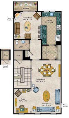 floor plan graphics