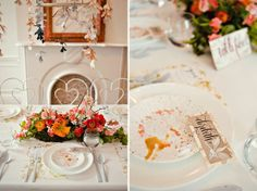 Swoon Over It Photography captures Trellis Inspired Place Cards