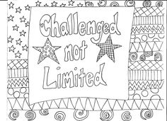 Bullying, Diaries, Coloring Pages, Draw, Crafty, Words, Quote Coloring Pages, Journals, To Draw