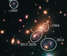 Astronomers Watch a Supernova and See Reruns - NYTimes.com