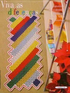 Crochet and arts: Very beautiful crocheted mats