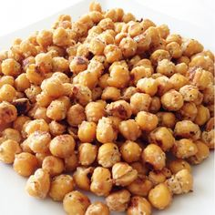 Connection Recipe: Parmesan & Rosemary Roasted Chickpeas