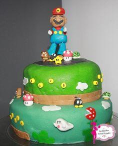 Super-Mario-Torte