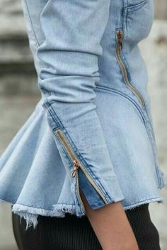 #Camisa #Jean #Cierres