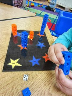 Math Gs, Preschool Math, Kindergarten Math, Teaching Math, Kindergarten Classroom, Numbers Preschool, Early Years Maths, Early Math, Math Stations