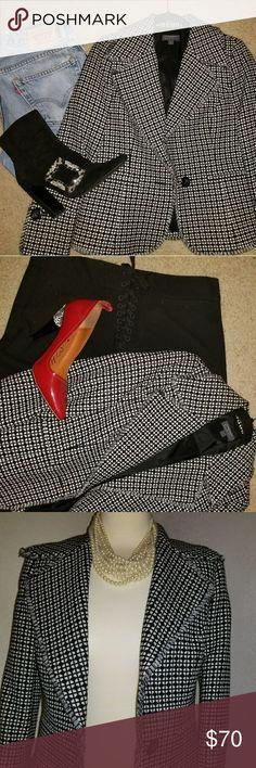 Nordstrom Jacket. New w/tags Nordstrom Classiques Brand, 1 Bottom Fringe detail wool jacket. Nordstrom Jackets & Coats Blazers