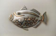 trigger fish by Ahlene Welsh