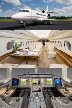 🔎 Do you have contacts? Or are you an influential person? Do you have contacts or are you an influential person? Join the best possible partnership, + info Jets Privés De Luxe, Luxury Jets, Luxury Private Jets, Private Plane, Jet Privé, Airplane For Sale, Aviation Industry, Airline Flights, Aircraft Design
