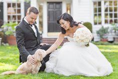 Elegant Outdoor Portland Wedding from Amanda K Photography