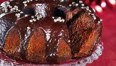 Tumma suklaakakku - K-ruoka