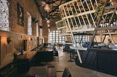 Elegant New Design Restaurant in Istanbul