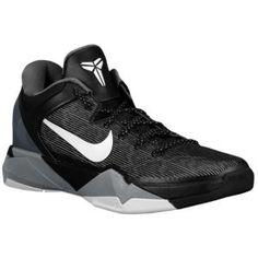 601ce3b7db4524 Nike Kobe VII - Men s - Basketball - Shoes - Black Wolf Grey Cool