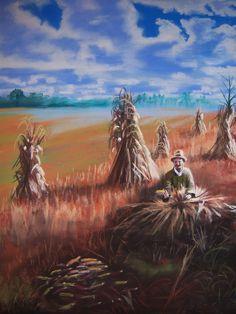 corn farming art prints - Bing Images