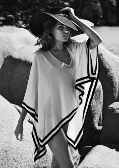 Effortless elegance is just a cover-up away