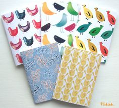 Fishinkblog - Fishink Notebooks
