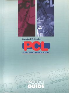 PCL - Product catalogue from 1998