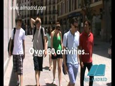 AIL #Madrid builds on its structured classroom studies with the complimentary #FunAfternoonActivities Program; 10 hours a week dedicated to learning more about the culture and customs of Spain and getting to know the city of Madrid a little bit better. http://www.ailmadrid.com/spanish-courses/en/Combination-Courses/Fun-Afternoon-Activities/8