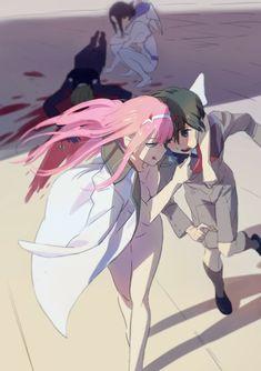 Darling in the FranXX #GG #anime