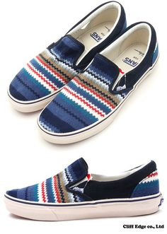 99369c293edfc4 To know more about VANS x RonHerman Native Knit Slip-On