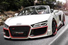 Audi R8 custom! Top!