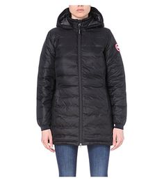 CANADA GOOSE Camp Quilted Jacket. #canadagoose #cloth #coats & jackets
