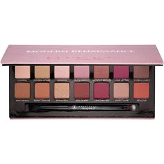 Anastasia Beverly Hills Modern Renaissance Eye Shadow Palette ($42) ❤ liked on Polyvore featuring beauty products, makeup, eye makeup, eyeshadow, beauty, eyes, palette eyeshadow, eyeshadow brushes, shadow brush and eye shadow brush