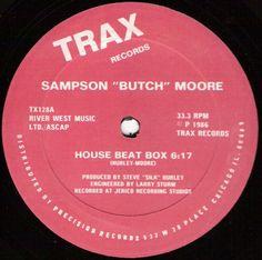 "Sampson ""Butch"" Moore - House Beat Box"