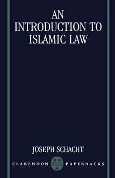 An Introduction to Islamic Law * You can find out more details at the link of the image.