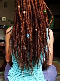 dreads, I wish I could pull these off!!!