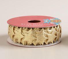 5 yards of Twinkle twinkle little star ribbon in by KaLiceDesign