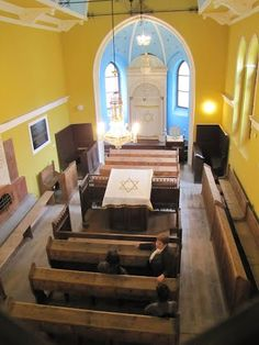 Mehnaz Synagogue, Komarno
