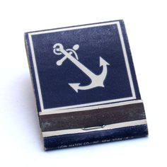 Anchor matches, perfect wedding favors