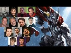 Comparing The Voices - Loki - YouTube