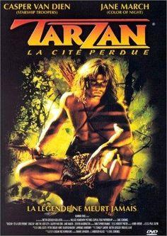Tarzan si orasul pierdut 1998