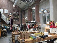 Local Goods Store - AMSTERDAM SHOPPING - Searching for the perfect gift? Whether you are a tourist or a resident you're sure to find something cool at the Local Goods Store at De Hallen.   The store stocks all kinds of items made locally and with an Amsterdam theme. You'll find clothing and accessories, home goods, art, books, and even food and beer!