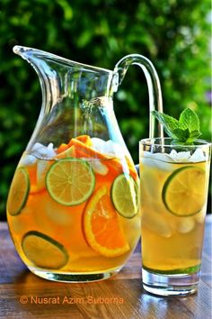 Iced Tea......Yep, love it!!