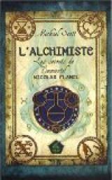 Nicolas Flamel, grand alchimiste, est connu pour être, avec sa femme Pernelle, immortel, grâce à une potion trouvée dans le livre d'Abraham plus communément appelé le codex. L'histoire se déroule à notre époque, nous faisons la connaissance de Josh et Sophie, jumeaux inséparables. Josh travaille dans la librairie de Flamel et Sophie dans le salon de thé en face. Tout bascule lorsque, pour voler le Codex, la librairie est attaquée . Lors de l'affrontement deux pages se sont détachées du…
