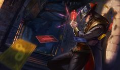 Twisted Fate.